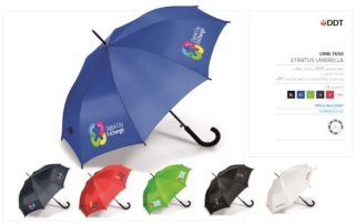 Corporate Gifts - Branded Golf Umbrella
