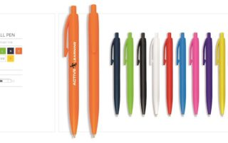 Corporate Gifts - Branded Pens