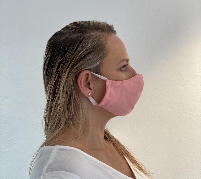 masks covid19 coronavirus masks Right Pink